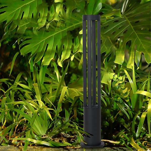 Aluminum Outdoor Die Casting Modern Simple Outdoor Lamp