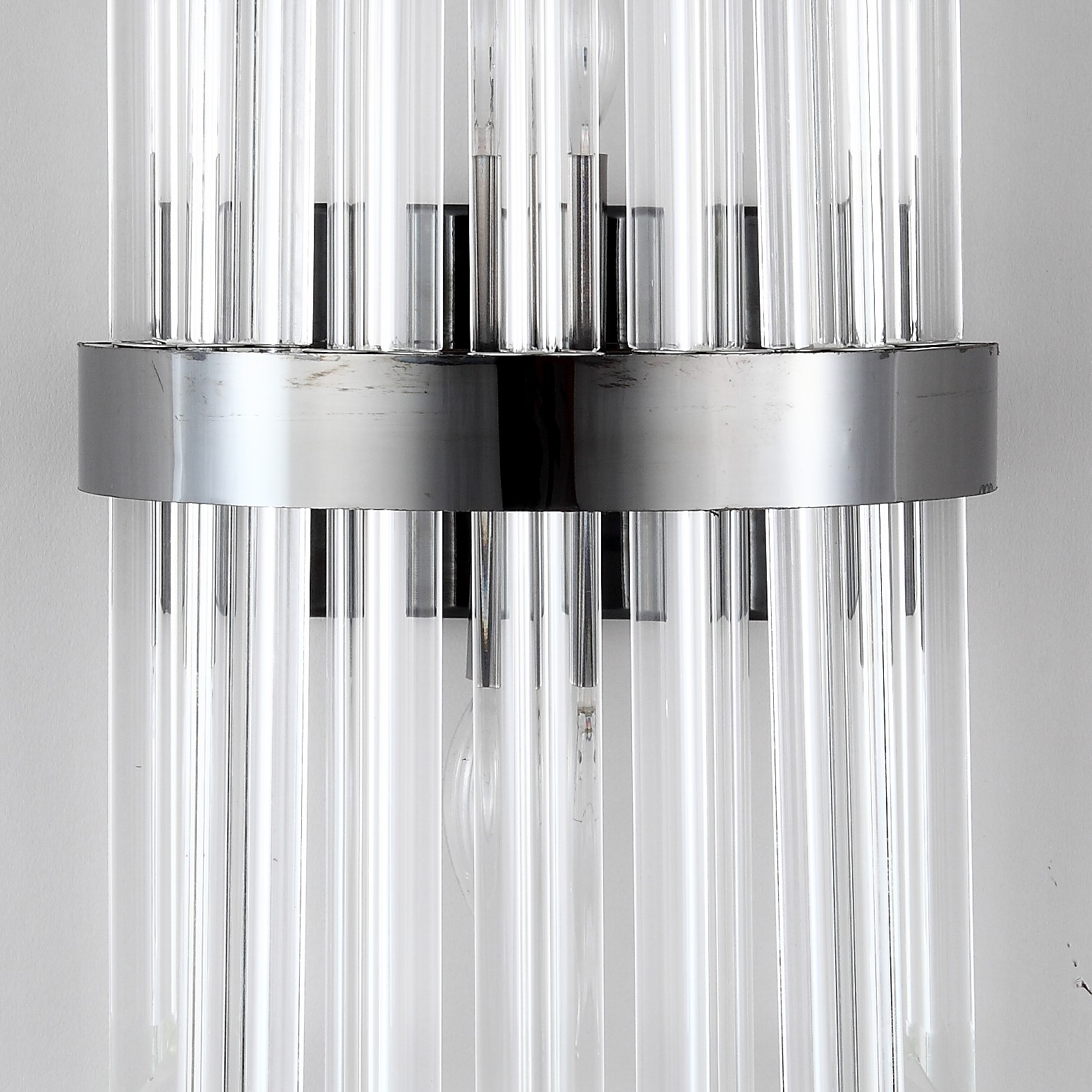 Crystal,Stainless Steel Living Room,Corridor/ Aisle/ Entrance,Stairs/ Corner Light Luxury Wall Lamp, Single Head