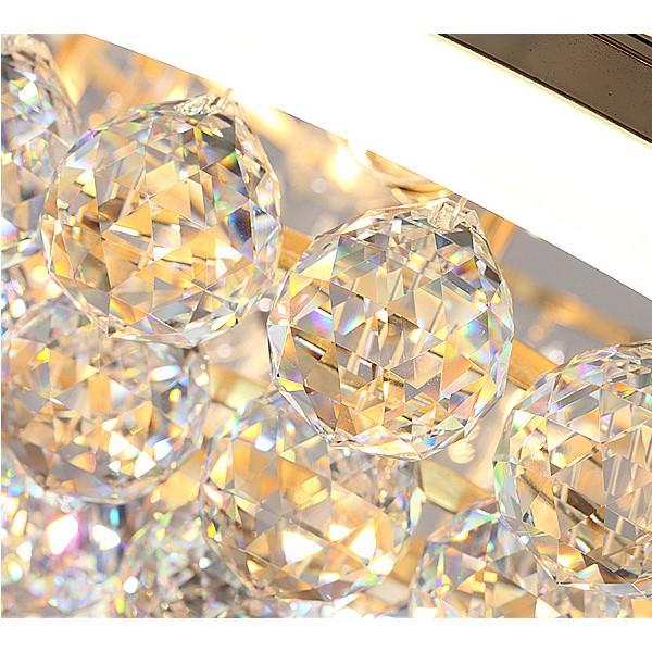 Crystal Restaurant Electroplating Modern Simple Chandelier