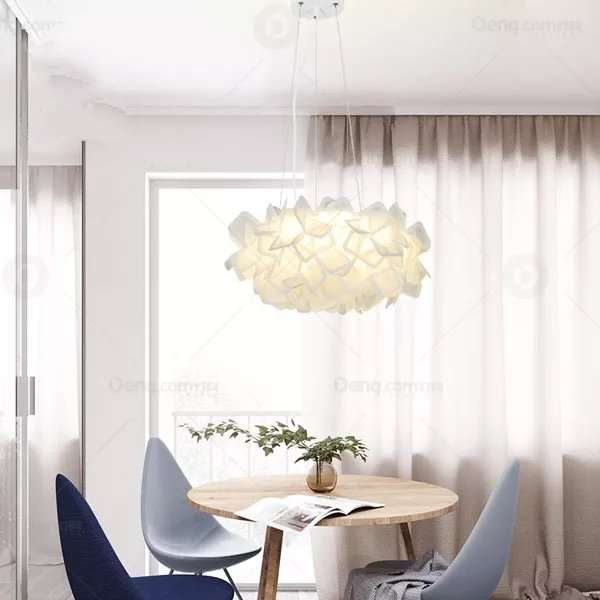 Iron Art,PVC Children's Room,Restaurant,Study/ Bedroom Other/other Modern Minimalist Chandelier,1 Lights