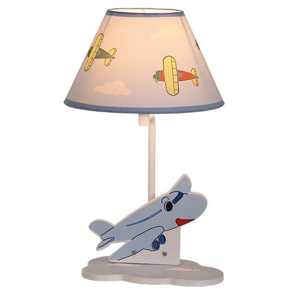 Wood Art,Cloth Art,PVC Study/ Bedroom,Children's Room Others/other Children/ Cartoon Table Lamp