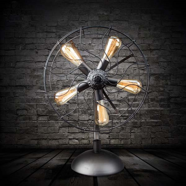Iron Art,Glass Living Room,Study/ Bedroom Spray Paint Frosted European Table Lamp
