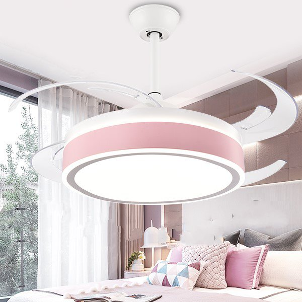 Iron Art,PC Living Room,Study/ Bedroom,Restaurant Modern Minimalist Fan Light,1 Lights