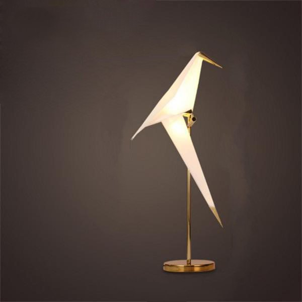 Iron Art,PVC Living Room,Study/ Bedroom Electroplated Postmodern Desk Lamp