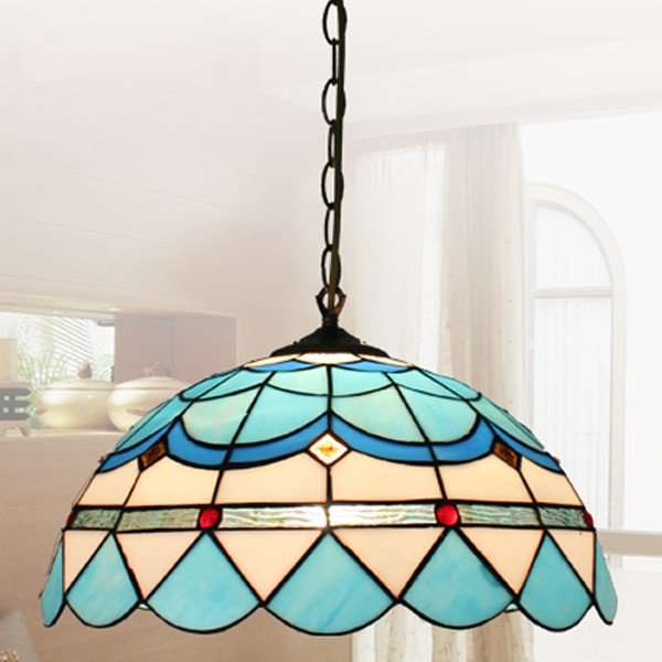Glass Study Room/ Bedroom,Restaurant Other/other Mediterranean Chandelier,1 Lights