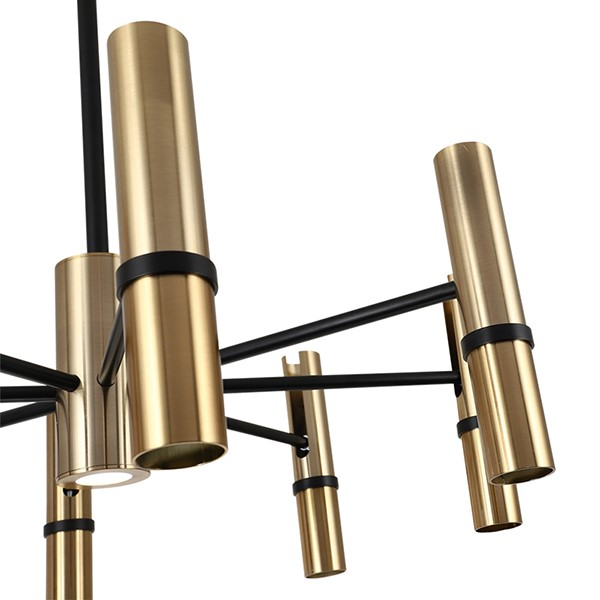 Iron Art Others,Restaurant,Living Room And Other/other Postmodern Chandelier,6 Lights
