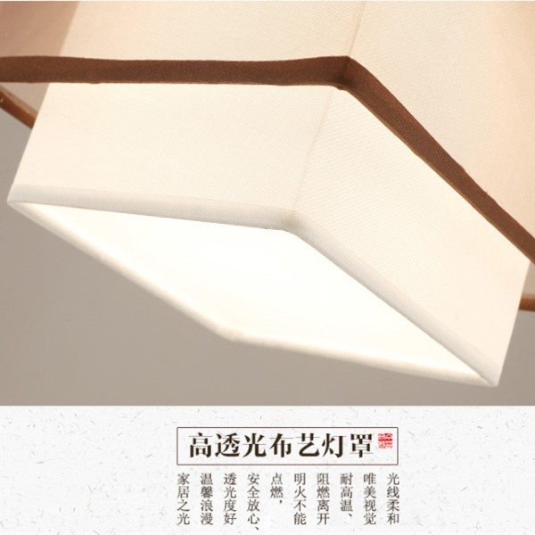 Iron Art,Cloth Art,Acrylic Corridor/ Aisle/ Entrance,Stairs/ Corner Hand-woven New Chinese Aisle Lights