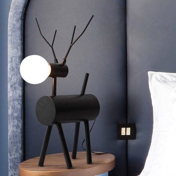 Iron Art Study Room/ Bedroom,Living Room Nordic\ IKEA Table Lamp