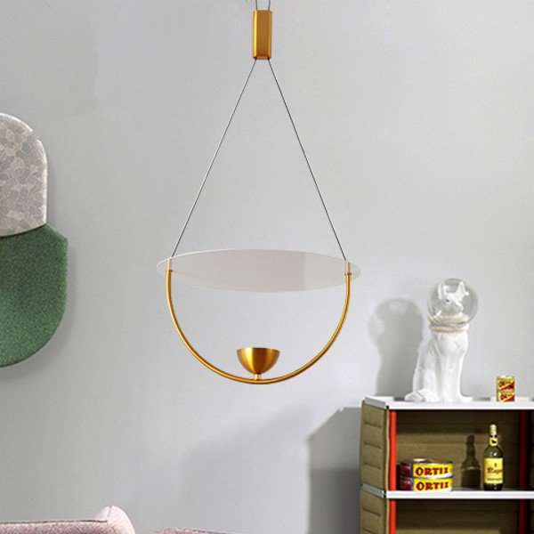 Iron Art,Acrylic Living Room,Study/ Bedroom,Restaurant,High Level/ Duplex,Other Other/other Postmodern Chandelier,1 Lights