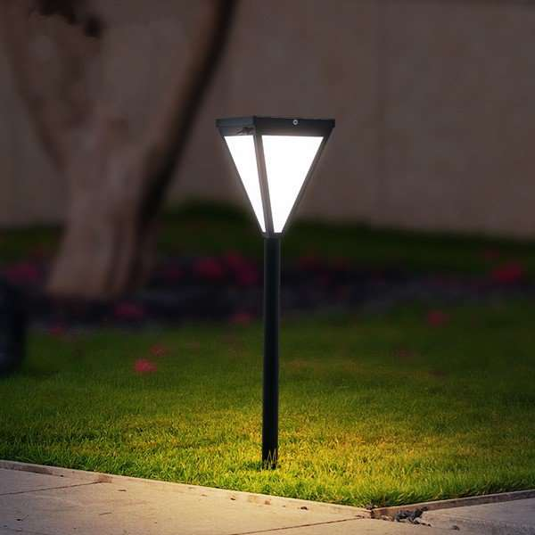 Iron Art,Acrylic Outdoor Spray Paint Matte Modern Minimalist Outdoor Light