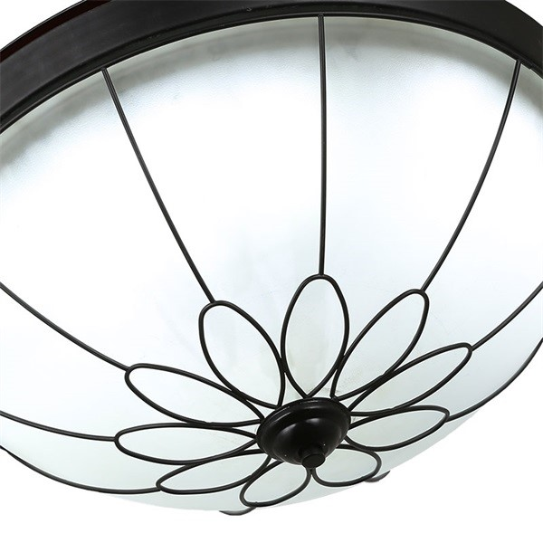 Iron Art,Cloth Art,Acrylic,PC Living Room,Study/ Bedroom,Electroplated American Simple Fan Light In Dining Room,1 Lights