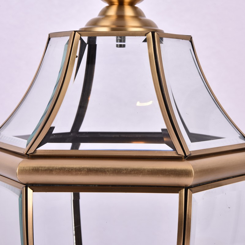 Glass,Copper Outdoor,Balcony Solder European Outdoor Lamp