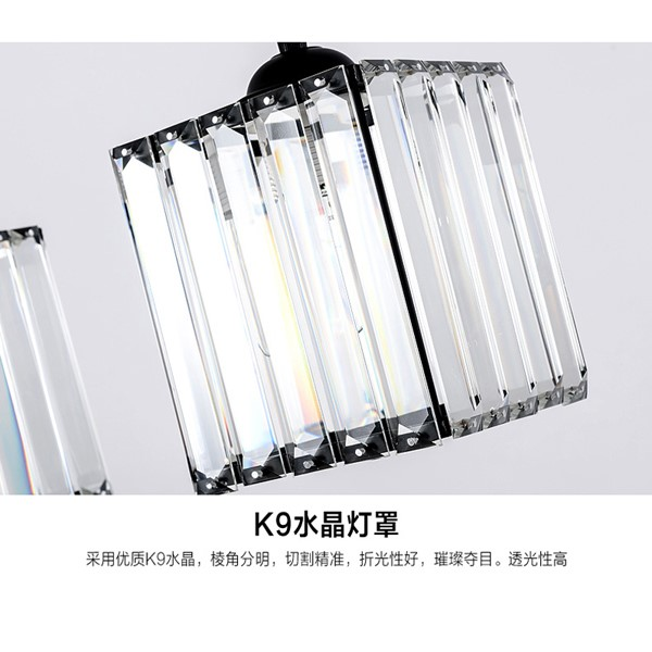 Crystal,Iron Art Staircase/ Corner,Cloakroom,Kitchen,Balcony,Corridor/ Aisle/ Entrance,Study/ Bedroom Other/other Northern Europe\ IKEA Aisle Lights