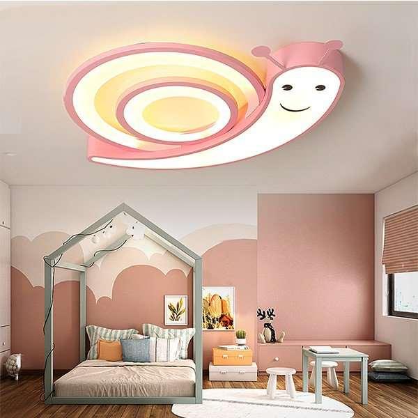Iron Art,Acrylic Children's Room,Study/ Bedroom Children/ Cartoon Ceiling Lamp