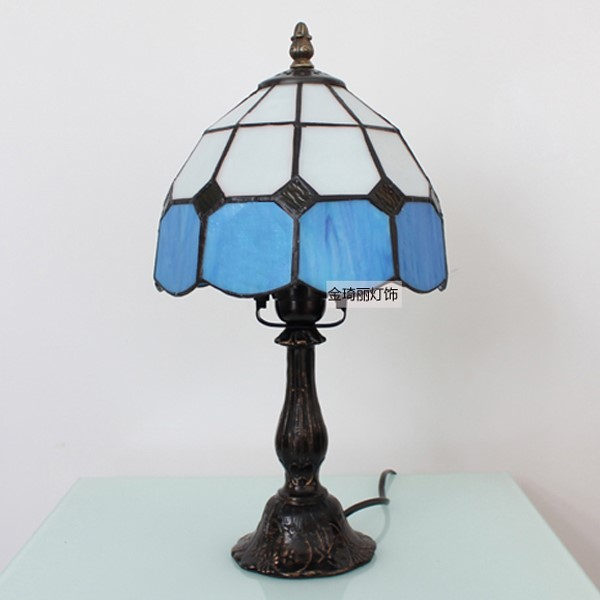 Glass,Resin Study Room/ Bedroom,Other Other/other Mediterranean Table Lamp