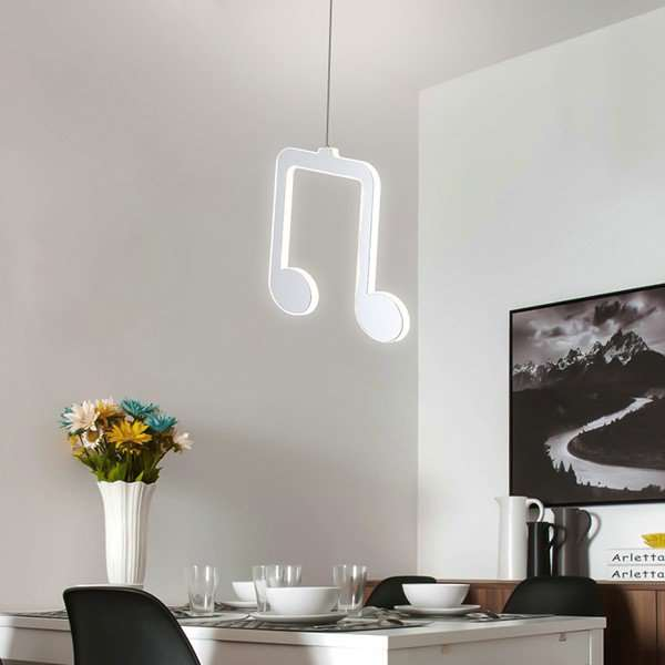 Acrylic,Iron Living Room,Study/ Bedroom,Restaurant Carved Modern Minimalist Chandelier,1 Lights