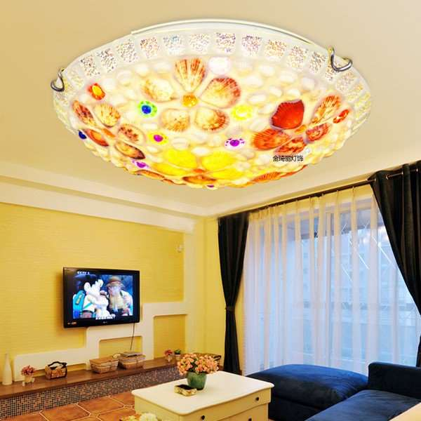 Glass Balcony,Corridor/ Aisle/ Entrance Other/other Mediterranean Ceiling Light