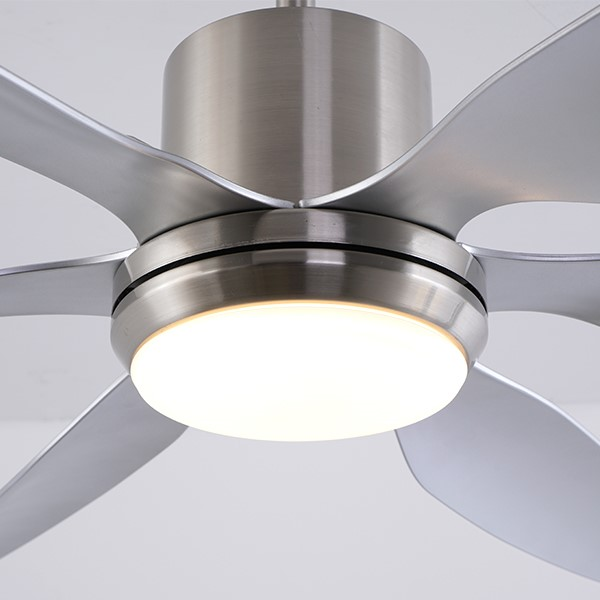 Acrylic,PC,Copper Living Room,Study/ Bedroom,Electroplated American Simple Fan Light In Dining Room,1 Lights