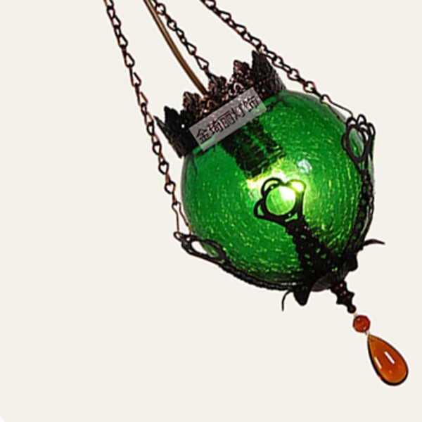 Iron Art,Glass Corridor/ Aisle/ Entrance,Balcony Other/other Southeast Asia Chandelier,1 Lights